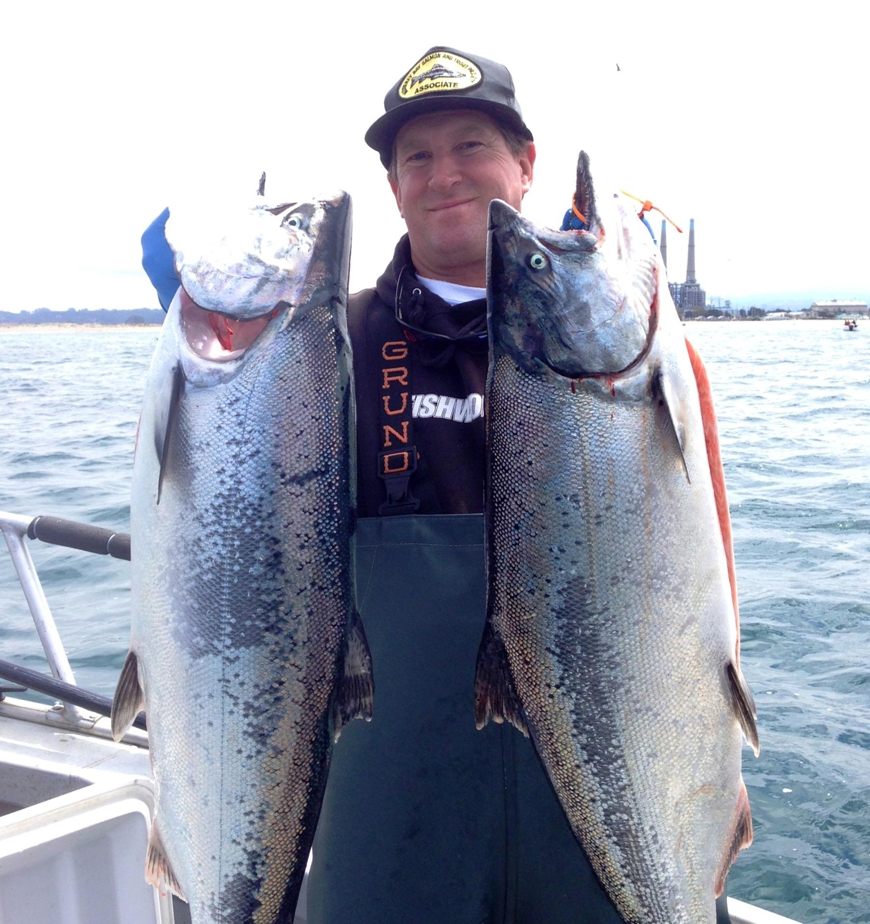 The fish report with mike baxter santa cruz waves for Santa cruz fishing report