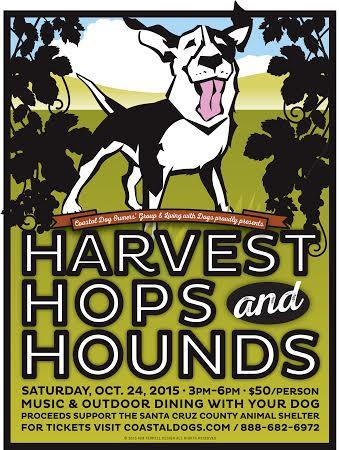 Harvest Hops And Hounds Fundraiser Santa Cruz Waves