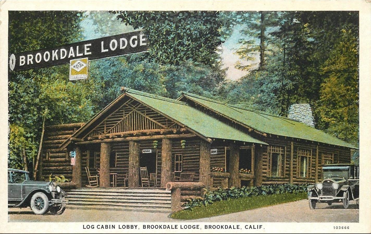 Remember When: The Brookdale Lodge - Santa Cruz Waves