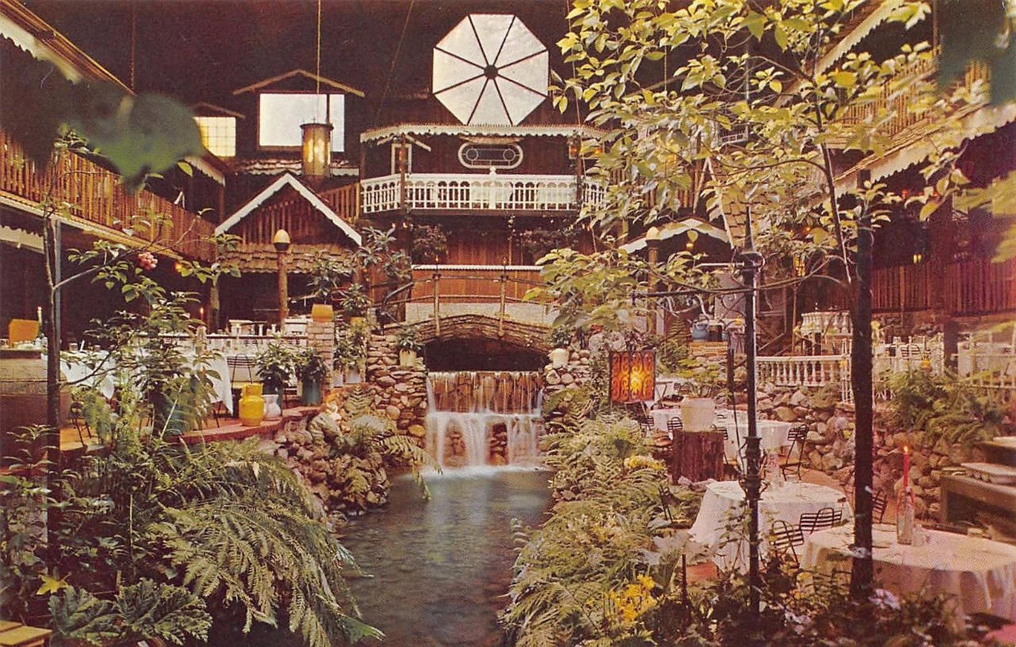 Swimming Pool Movie Remember When The Brookdale Lodge Santa Cruz Waves