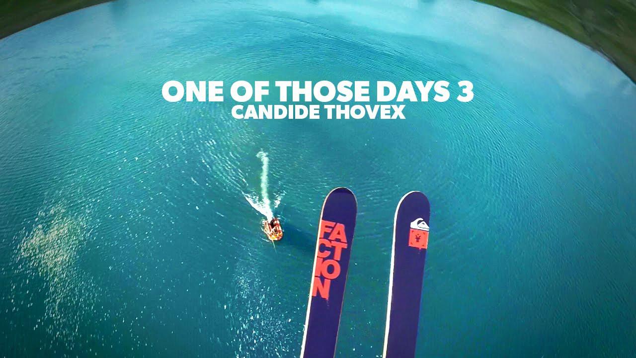 One of those days - Candide Thovex - Santa Cruz Waves