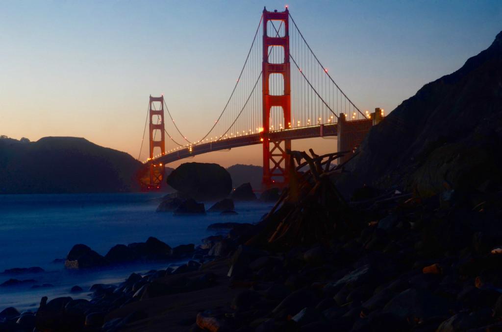 Summer on the california coast santa cruz waves for Deep sea fishing santa cruz