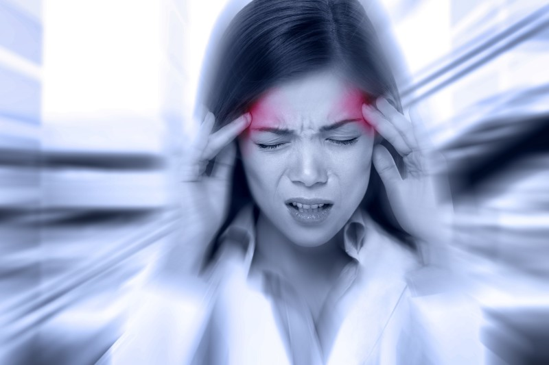Migraine-headace
