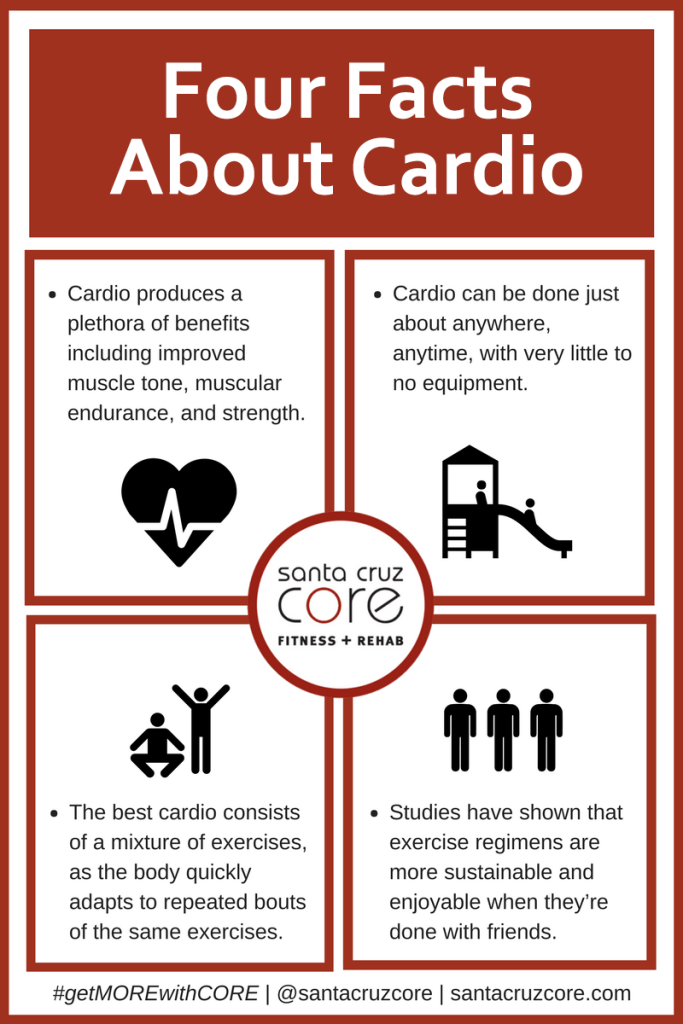 cardio facts santa cruz core