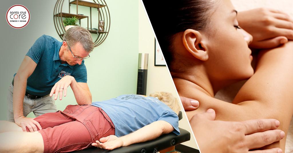 santa cruz core chiro massage
