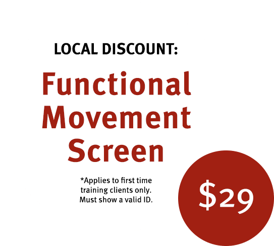functional movement screening santa cruz core