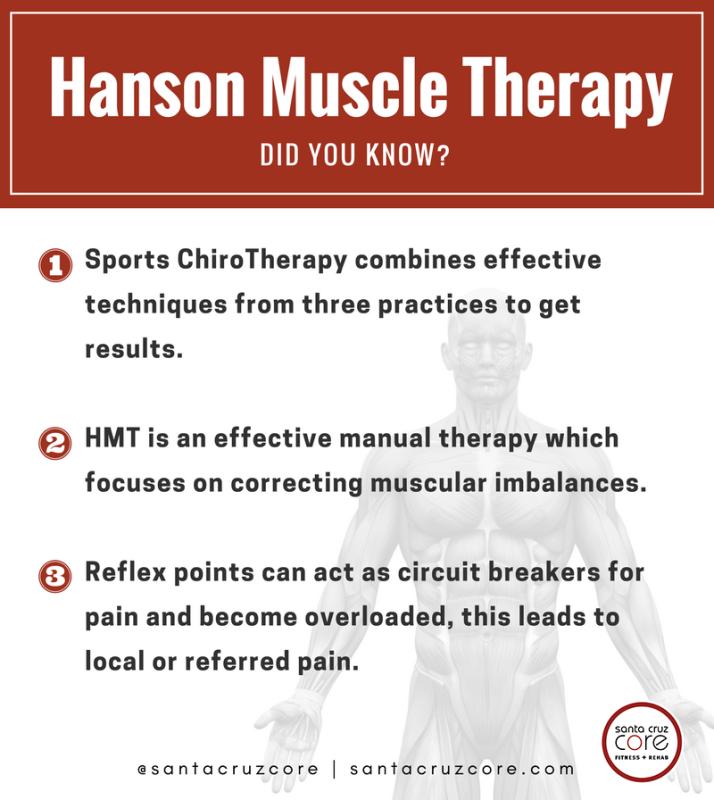 hanson muscle therapy santa cruz core
