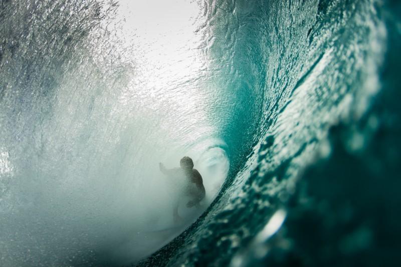 ocean surf wave flow movement santa cruz core